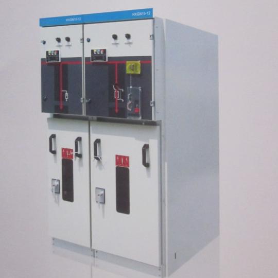 HXGN15-12单元式六氟化硫环网柜